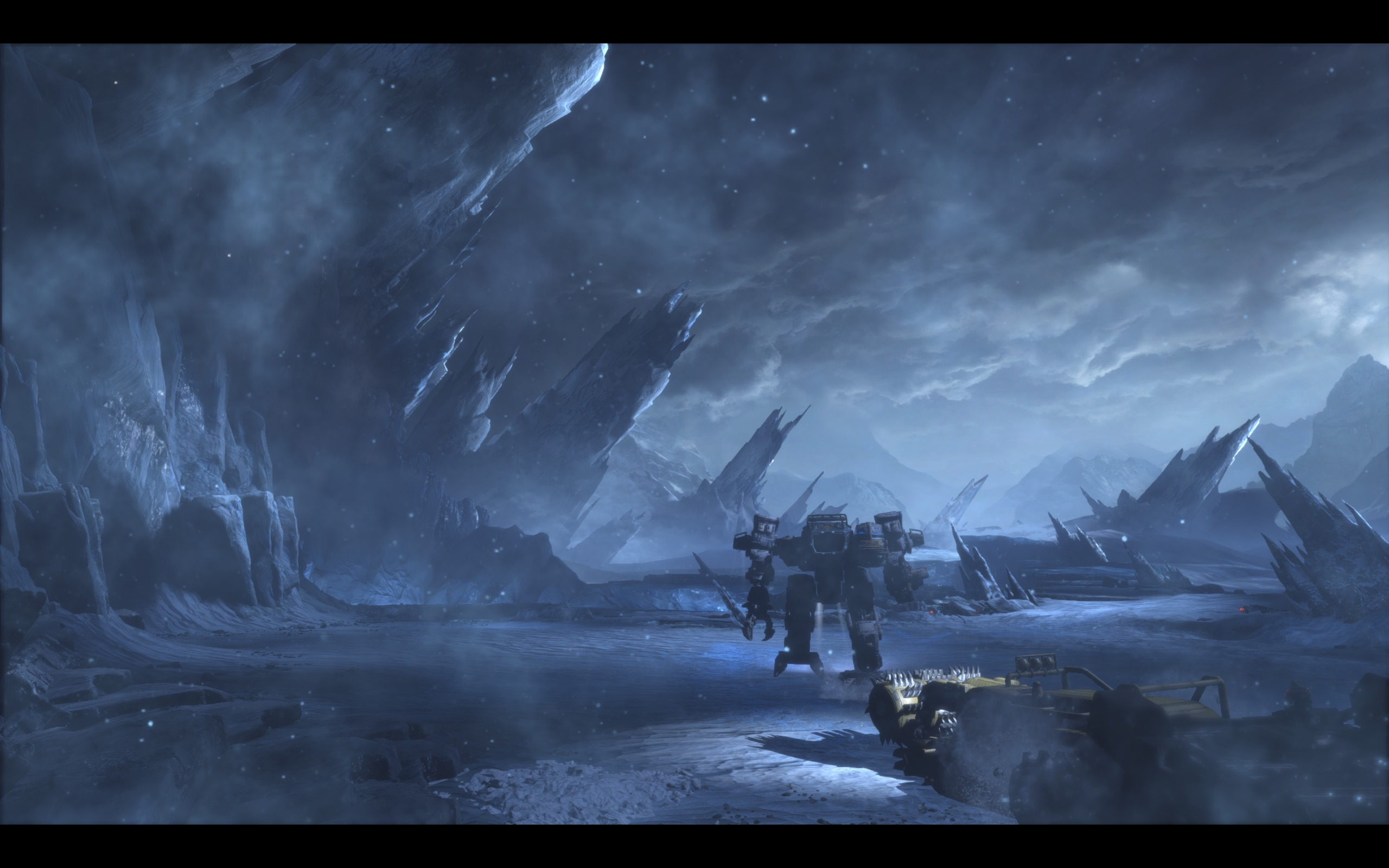 LOST PLANET 3 - Punisher Pack screenshot