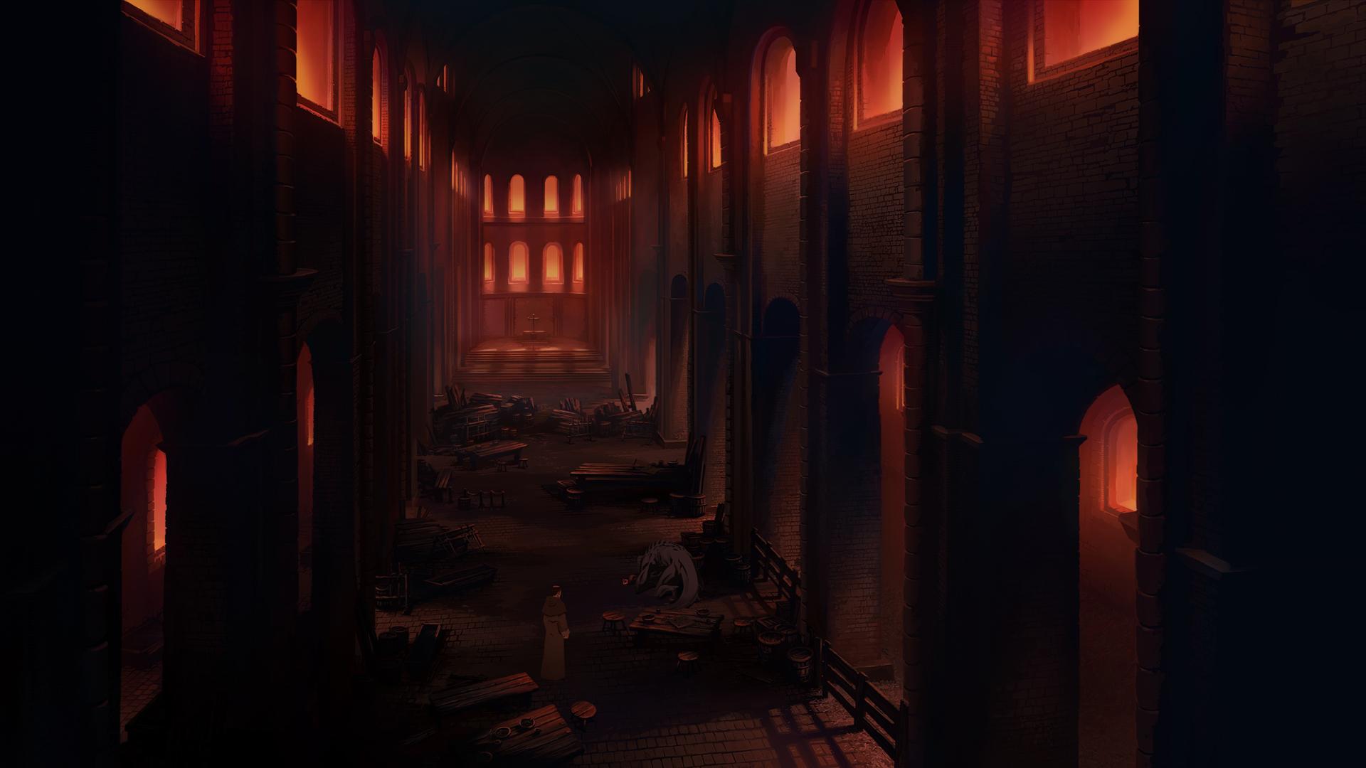 Ken Follett's The Pillars of the Earth screenshot