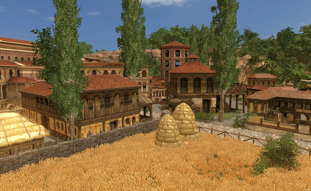 Grand Ages: Rome - Reign of Augustus screenshot