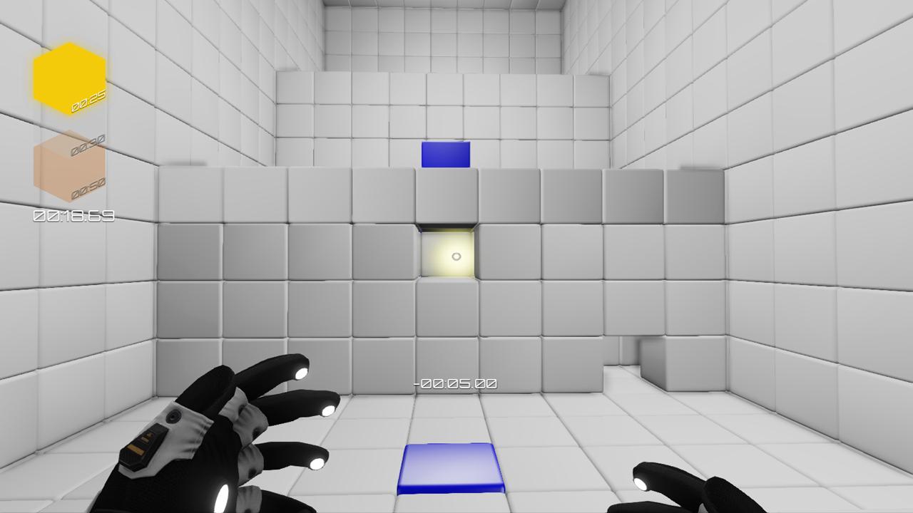 QUBE: Against the Qlock screenshot