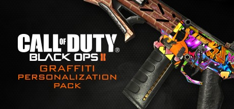 Call of Duty: Black Ops II - Graffiti Personalization Pack