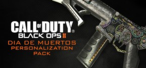 Call of Duty®: Black Ops II - Dia de los Muertos Personalization Pack