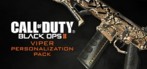 Call of Duty®: Black Ops II - Viper Personalization Pack
