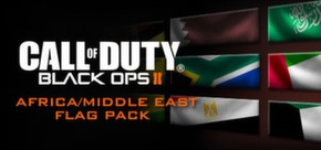 Call of Duty®: Black Ops II - African Flags of the World Calling Card Pack