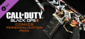 Call of Duty®: Black Ops II - Comics Personalization Pack