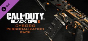 Call of Duty®: Black Ops II - Cyborg Personalization Pack