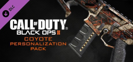 Call of Duty: Black Ops II - Coyote Personalization Pack