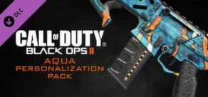 Call of Duty®: Black Ops II - Aqua Personalization Pack