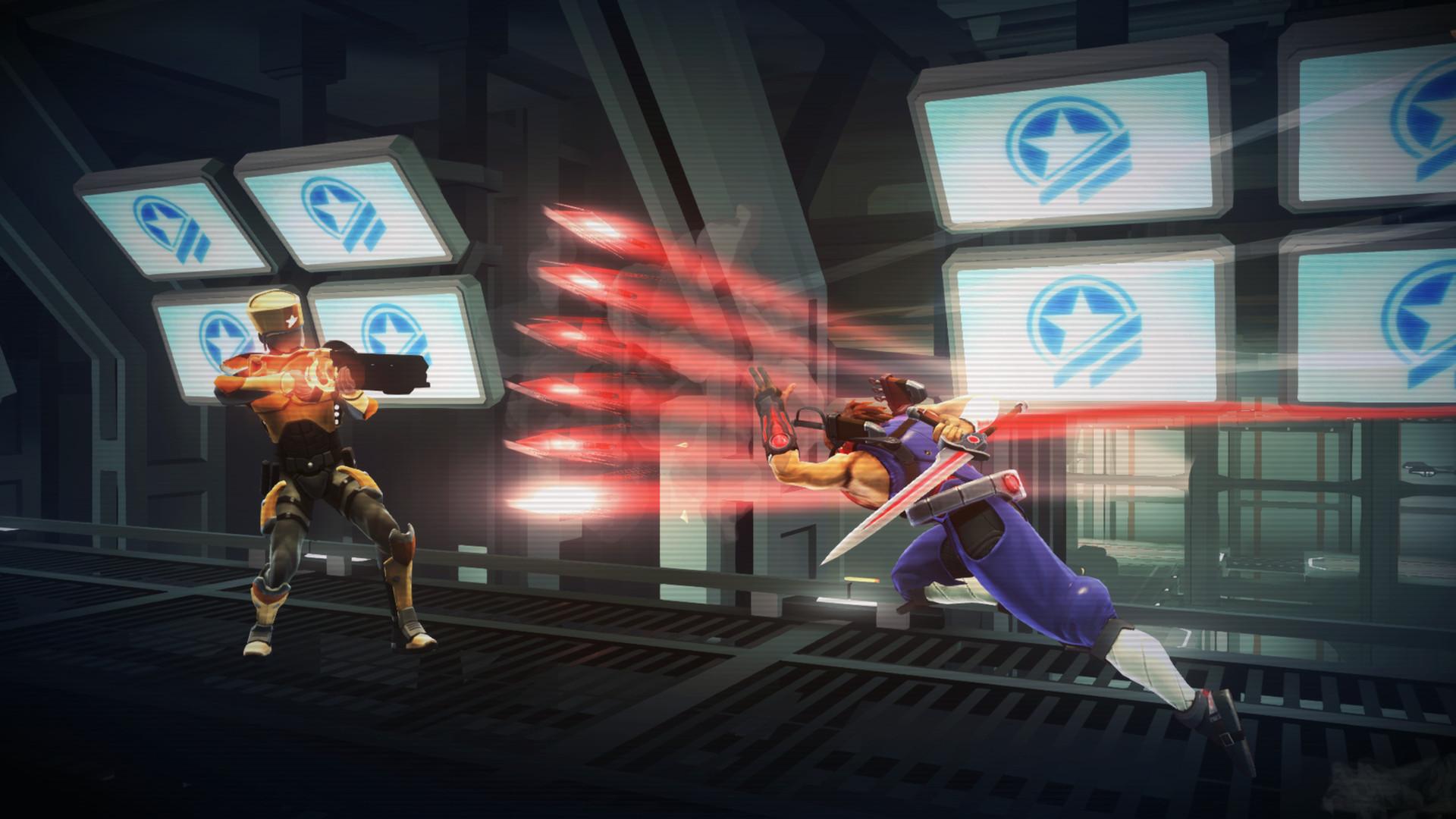 STRIDER / ストライダー飛竜 screenshot