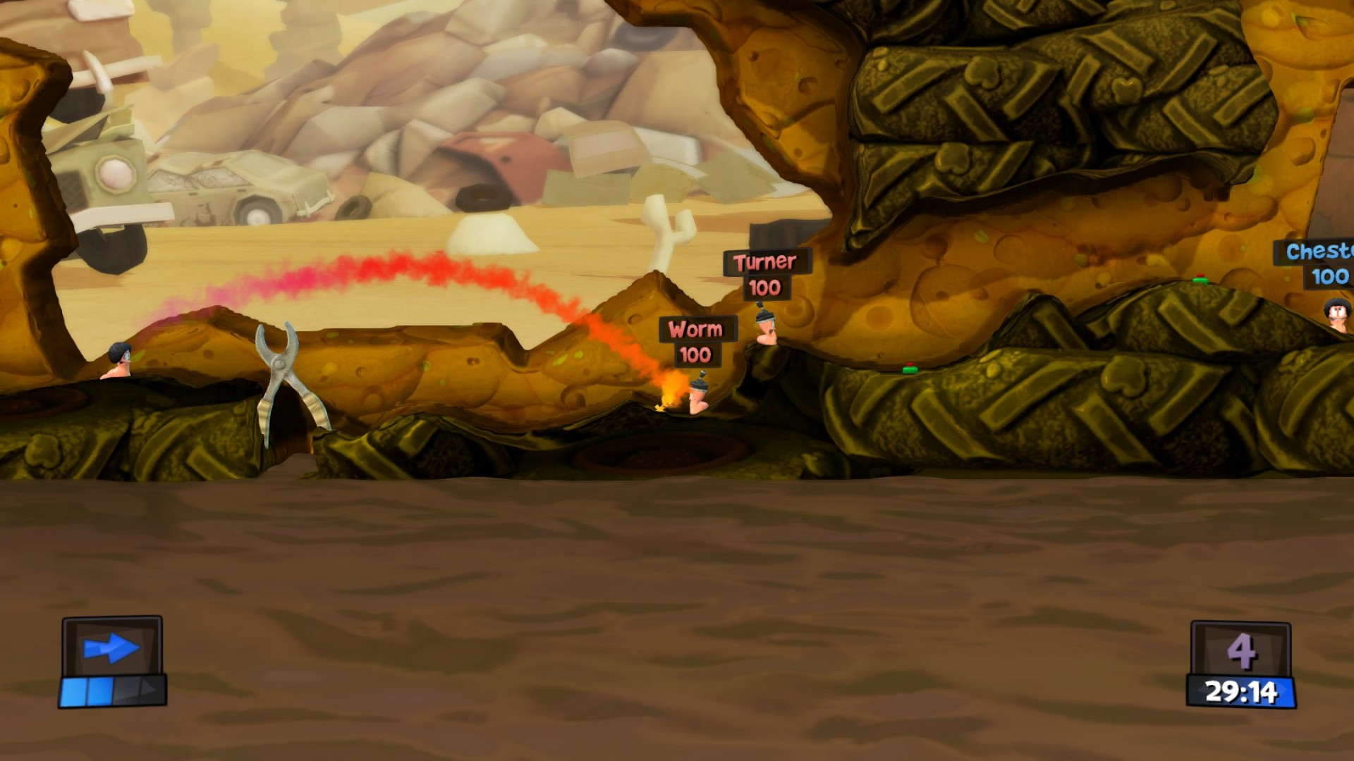 Worms Revolution - Customization Pack screenshot