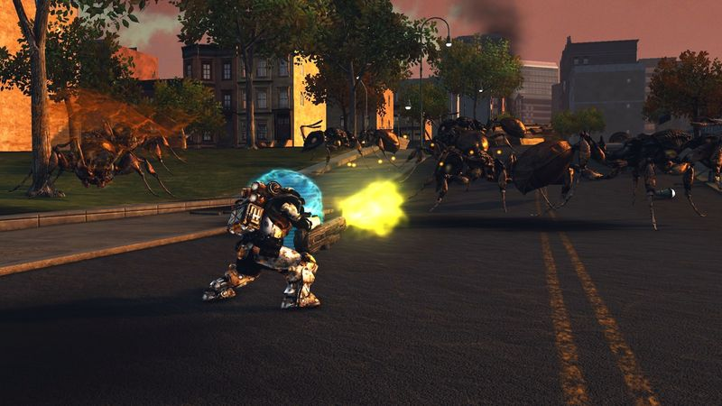 Earth Defense Force: Insect Armageddon screenshot