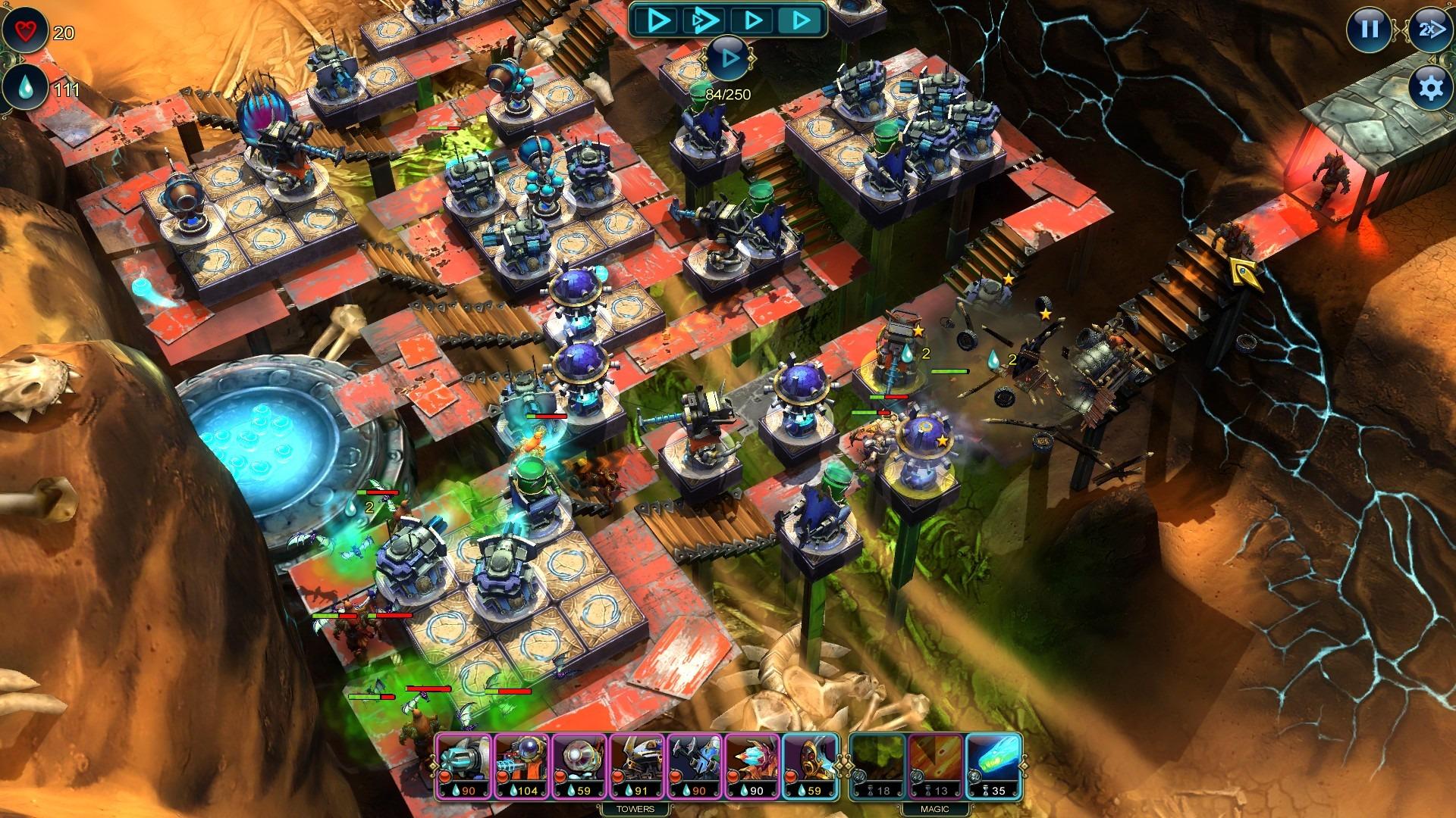 Prime World: Defenders screenshot