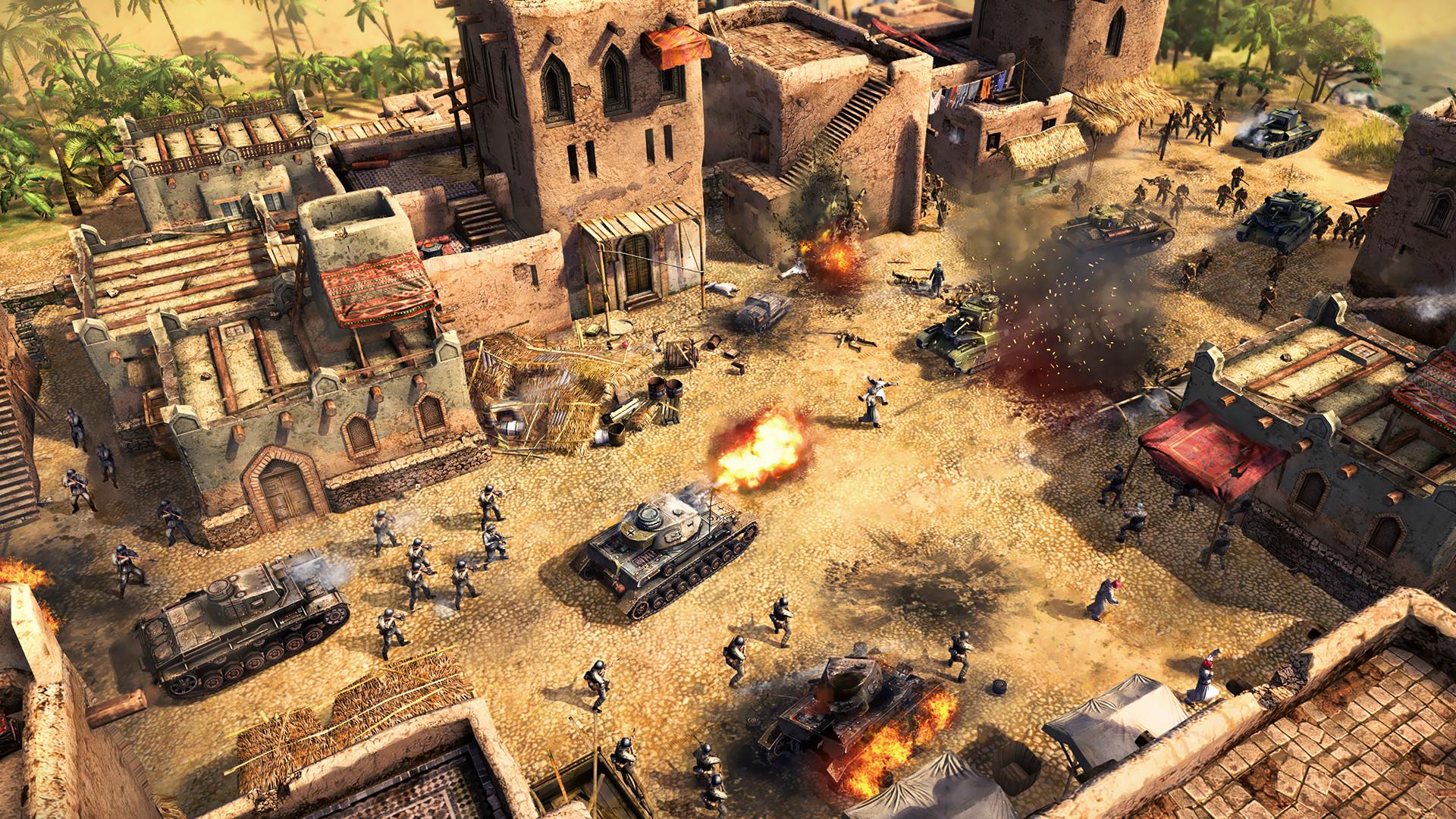 Blitzkrieg 3 screenshot