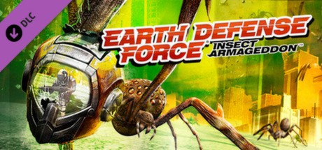 Earth Defense Force Trooper Special Issue Enforcer Package