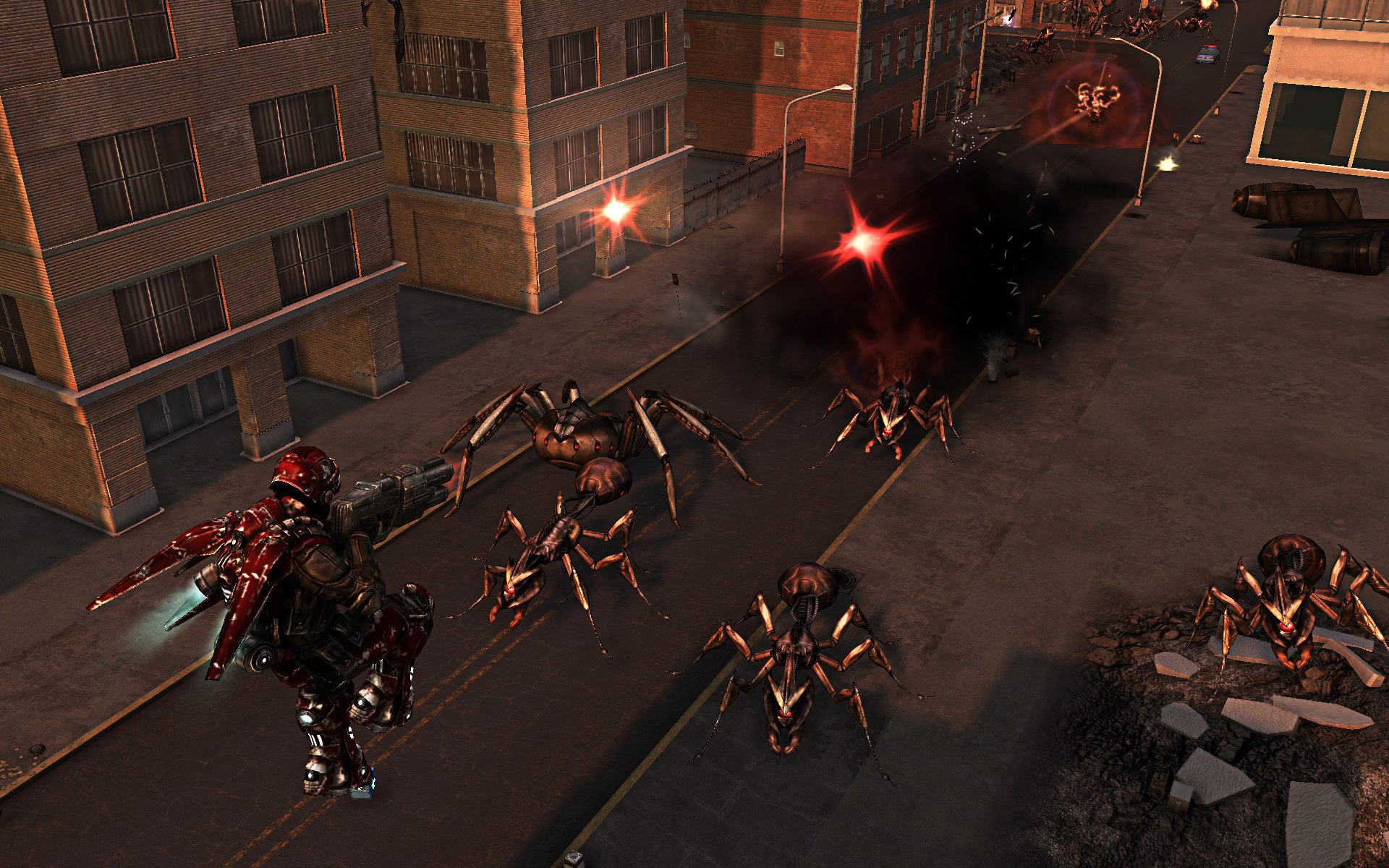 Earth Defense Force Aerialist Munitions Package screenshot