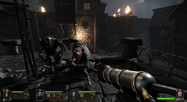 Warhammer End Times: Vermintide (PC) 2015 BETA
