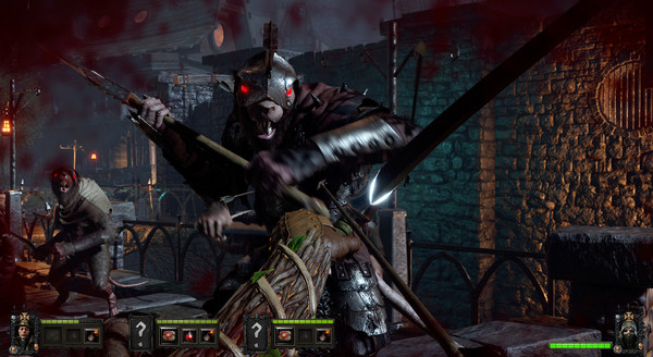 Warhammer End Times: Vermintide (PC) 2015