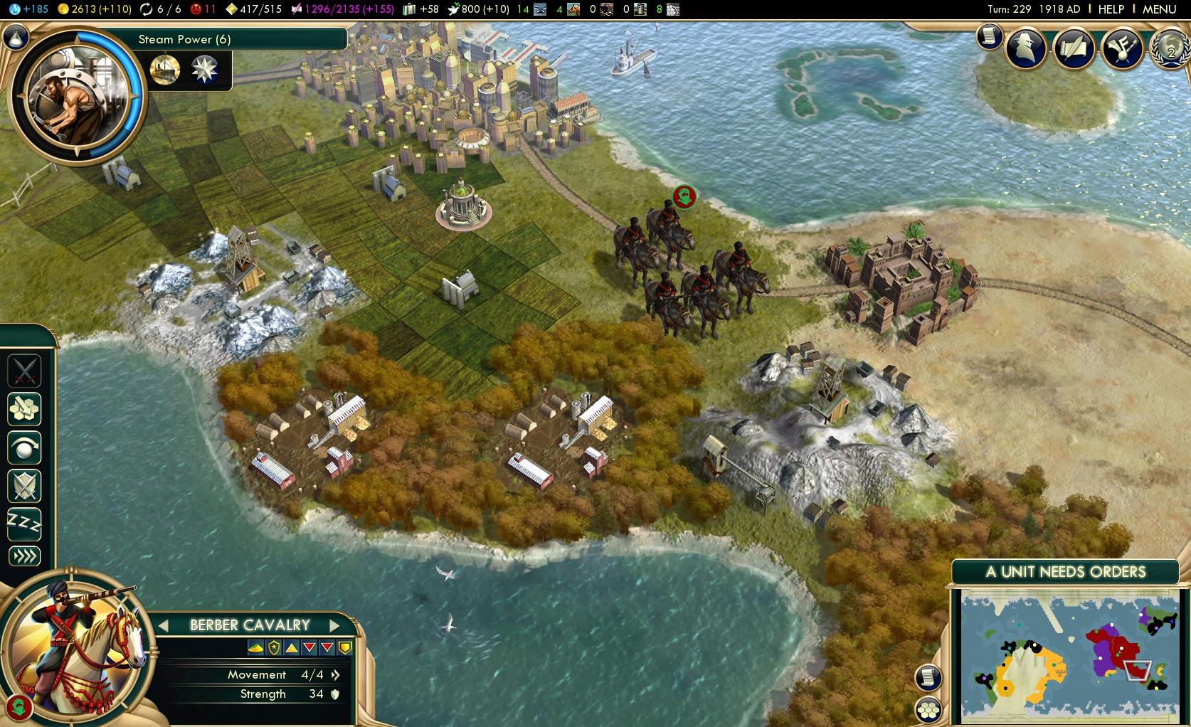 Sid Meier's Civilization V: Brave New World screenshot