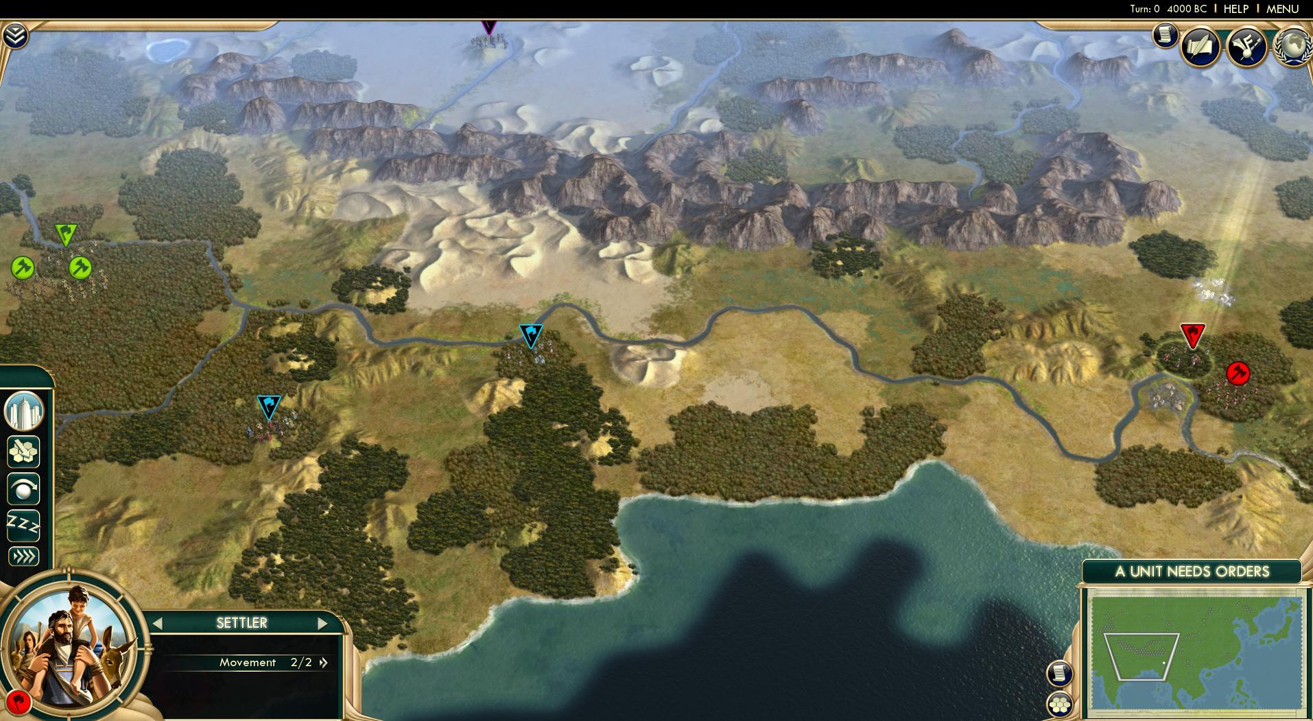 Civilization V Scrambled Continents Map Pack on Steam