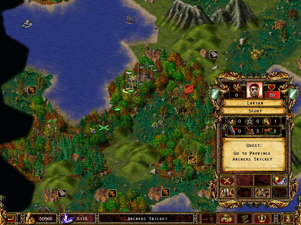 Eador: Genesis screenshot