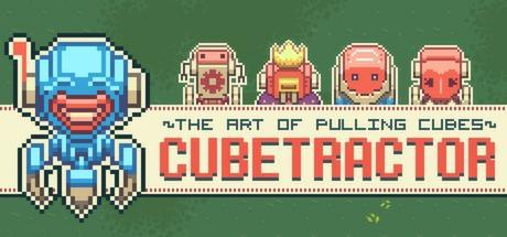 Cubetractor offert par Indiegala Header