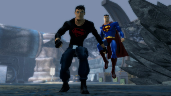 Young Justice: Legacy PC Update 1 Game Download