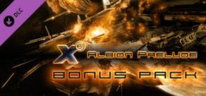 X3: Albion Prelude Bonus Package