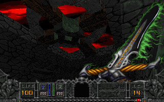HeXen: Beyond Heretic screenshot