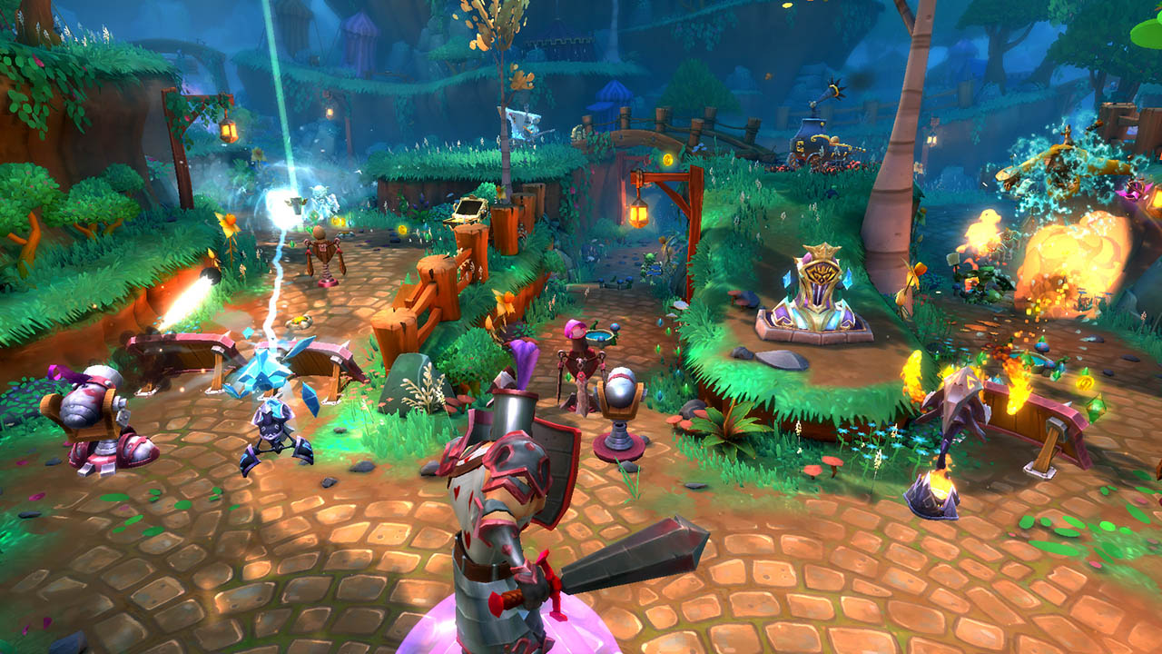Best Free-to-play Games - Dungeon Defenders 2