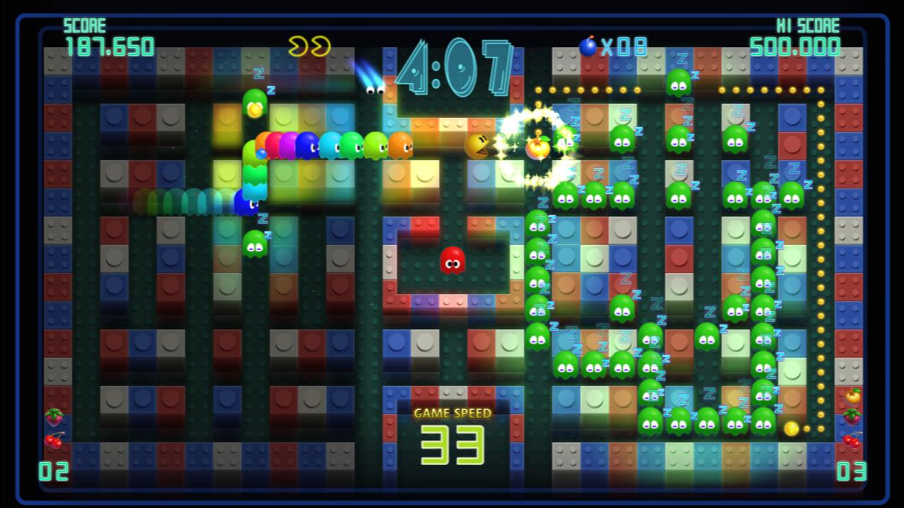 PAC-MAN Championship Edition DX+ screenshot