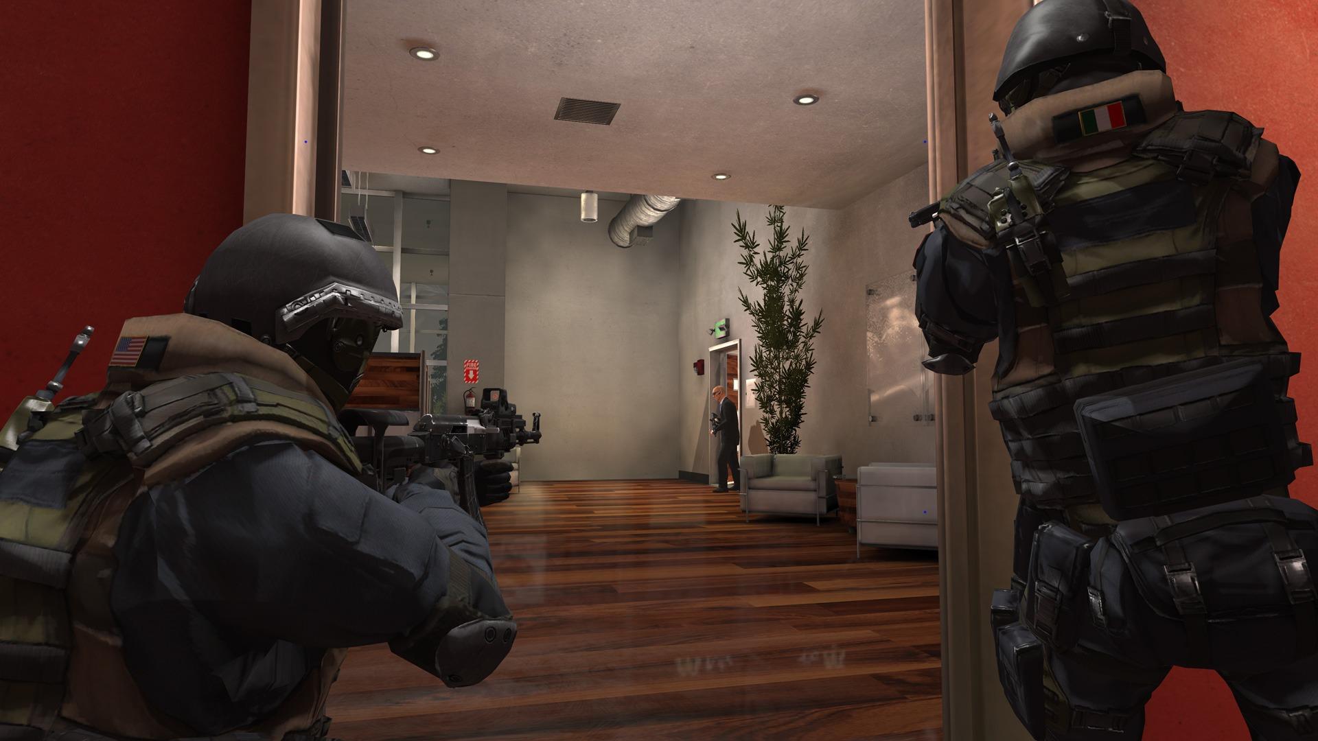 Takedown Red Sabre MULTi5-PROPHET - Game Screenshot