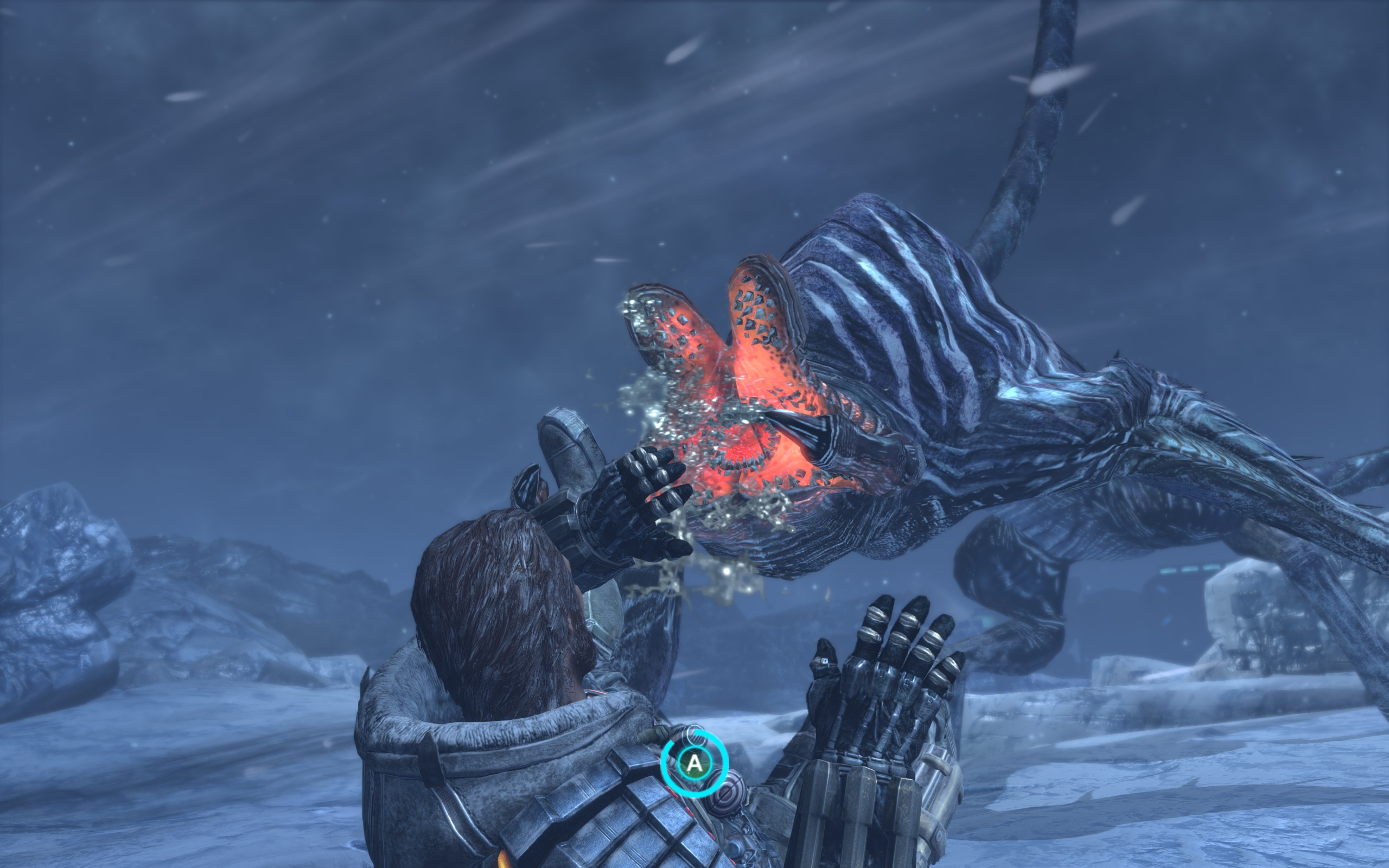 LOST PLANET 3 - Survival Pack screenshot