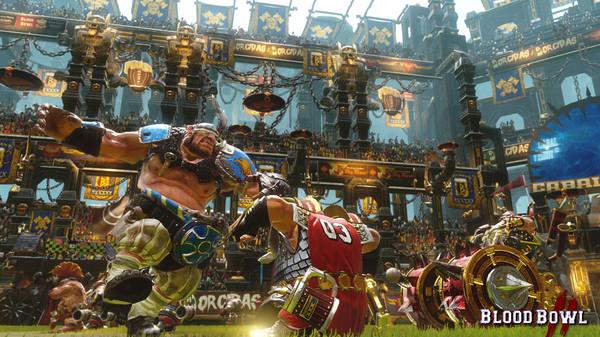 Blood Bowl 2- Crack full Unlock - Game Screenshot
