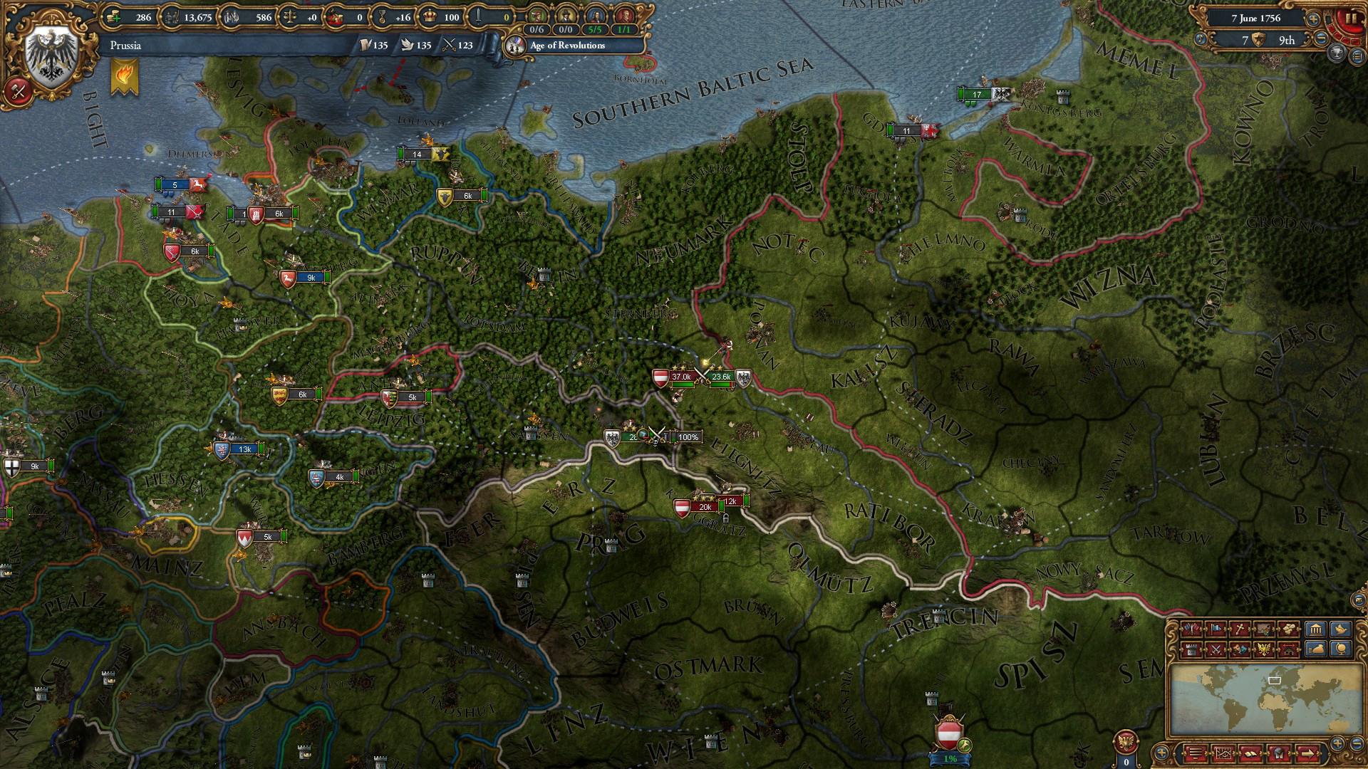 Europa Universalis IV screenshot
