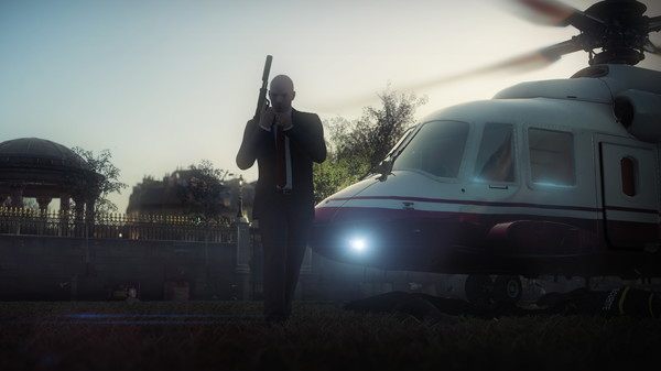Hitman 2016 CPY screenshot