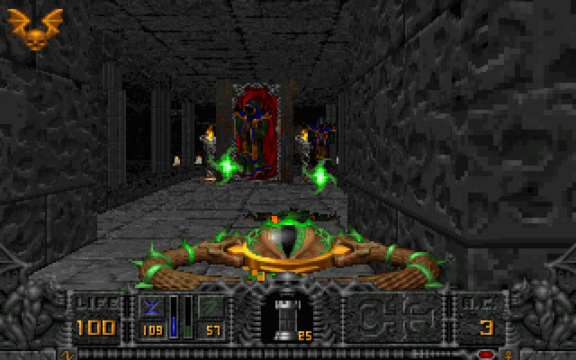 HeXen: Deathkings of the Dark Citadel screenshot