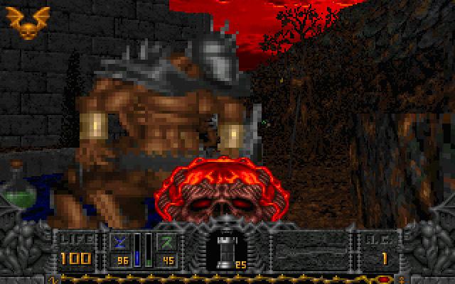 HeXen: Deathkings of the Dark Citadel screenshot