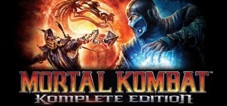 [Аккаунт] Mortal Kombat Komplete Edition