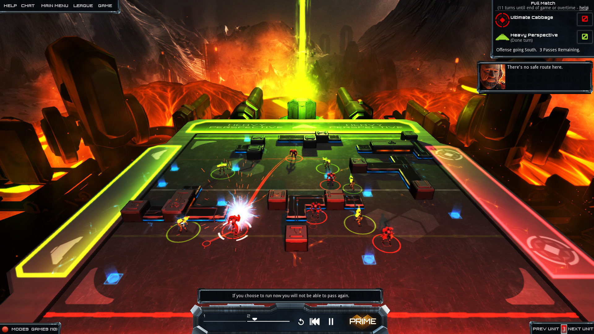 Frozen Cortex screenshot 1