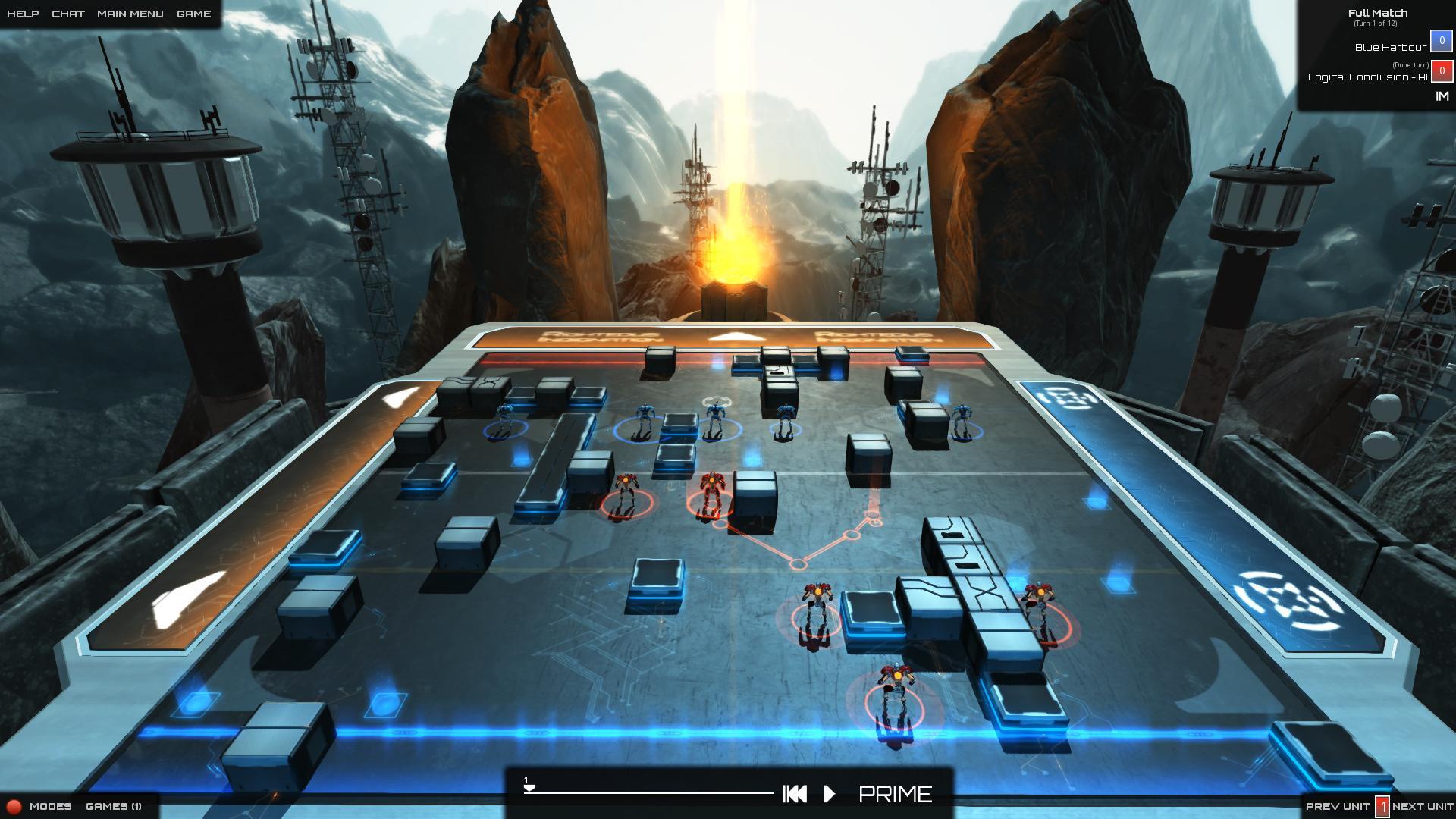 Frozen Cortex screenshot