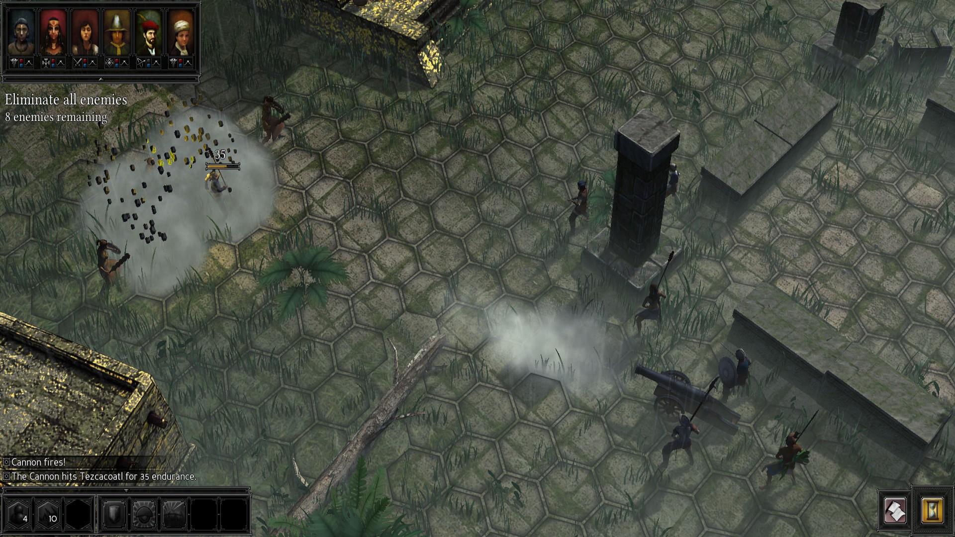 Expeditions: Conquistador screenshot
