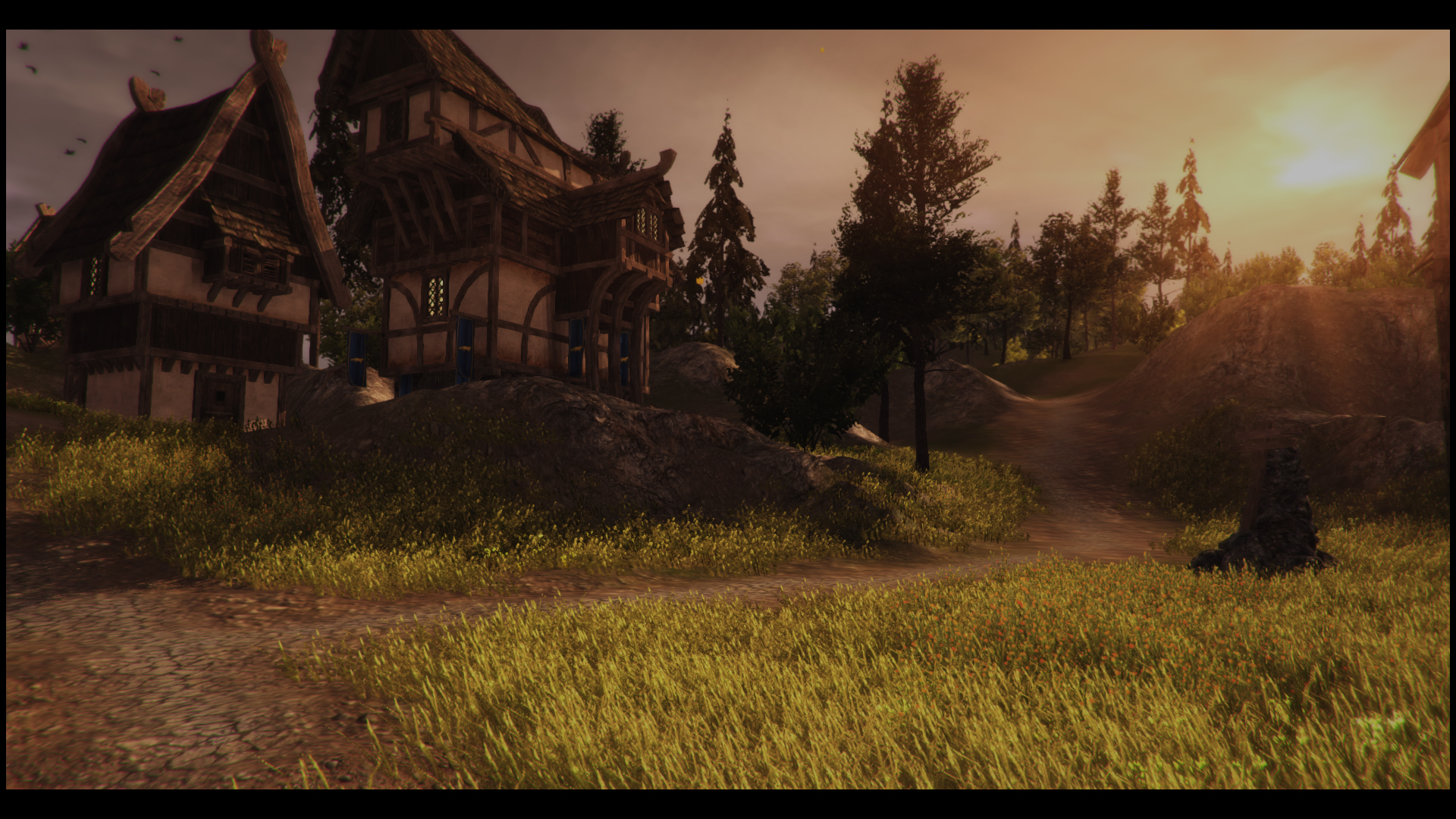 Realms of Arkania: Blade of Destiny screenshot