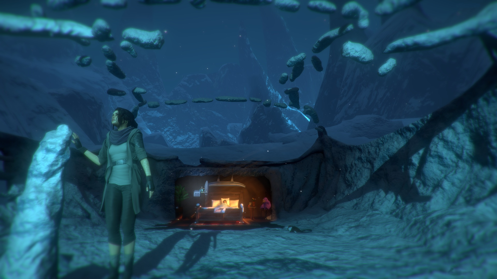 Dreamfall Chapters Screenshot 3