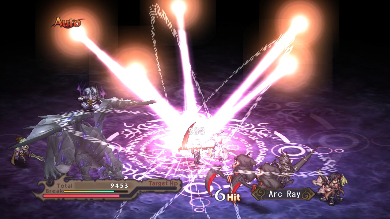 Agarest: Generations of War screenshot