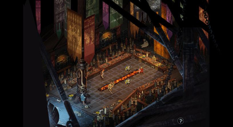 The Banner Saga screenshot 1