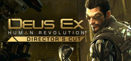 The Deus Ex: Human Revolution - Director's Cut title plate.