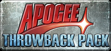 The Apogee Throwback Pack game image