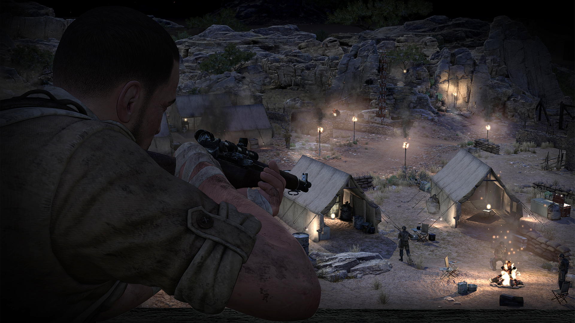 Sniper Elite 3 screenshot