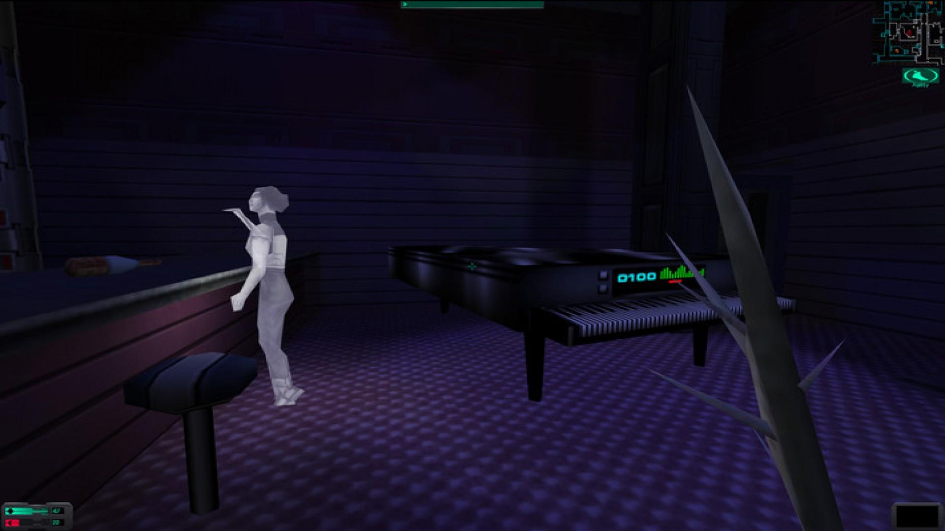 System Shock 2 screenshot