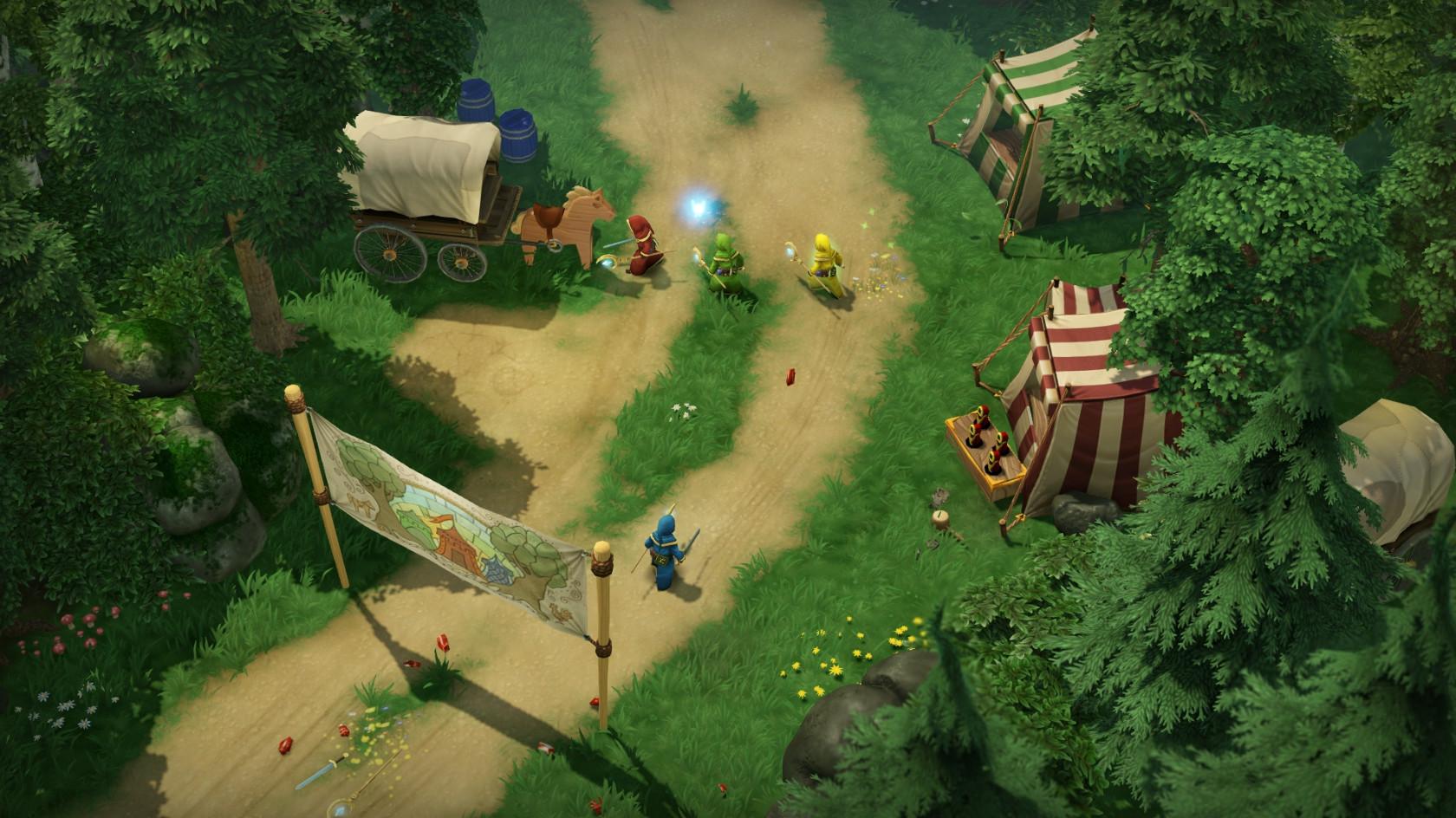 Magicka 2 screenshot